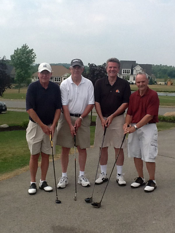 May 2012 Golf Outing